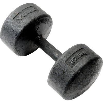 York 27.5kg Legacy Dumbbell