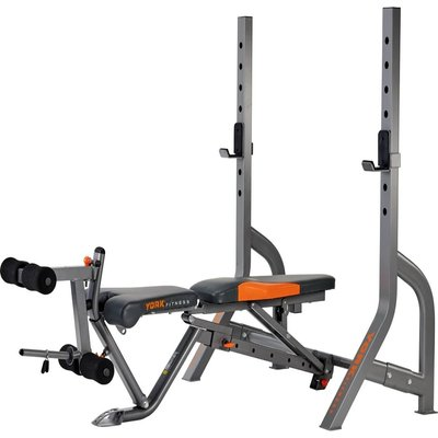 York Diamond Olympic Barbell Bench