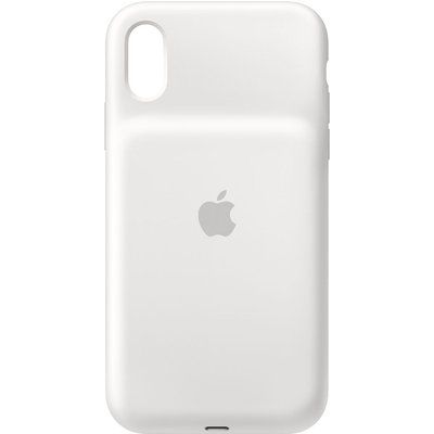 Apple iPhone XR Smart Battery Case MU7N2   White - 0190198889591