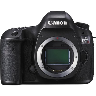 Canon EOS 5DS R kit with 24-105mm f4L IS II Digital SLR Camera