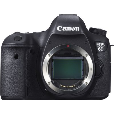 Canon EOS 6D kit with 24-105mm f4L IS II Lens Digital SLR Camera
