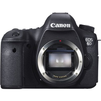 Canon EOS 6D Kit with EF 24-105mm f/3.5-5.6 IS STM Lens Digital SLR Cameras