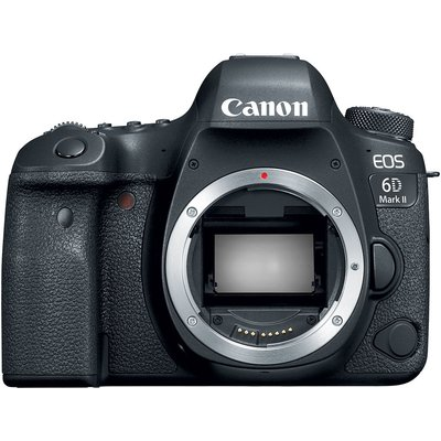 Canon EOS 6D Mark II Body Only Digital SLR Cameras [kit box]