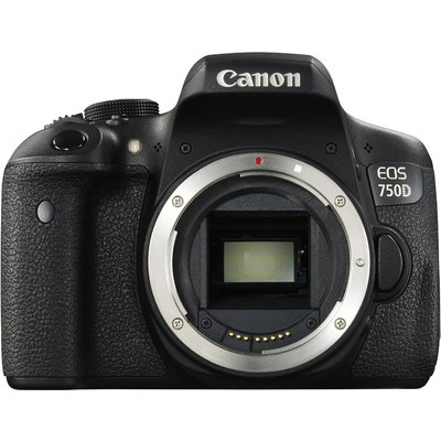 Canon EOS 750D Body Only Digital SLR Camera