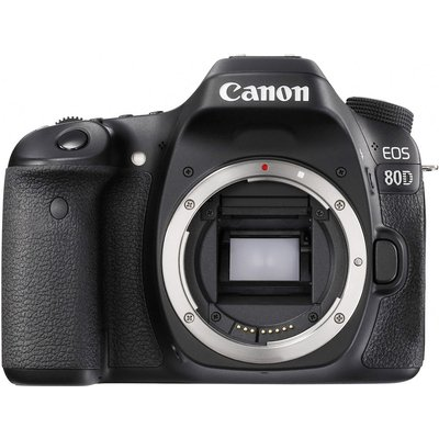 Canon EOS 80D Kit with EF-S 18-135mm f/3.5-5.6 IS USM Lens Digital SLR Camera