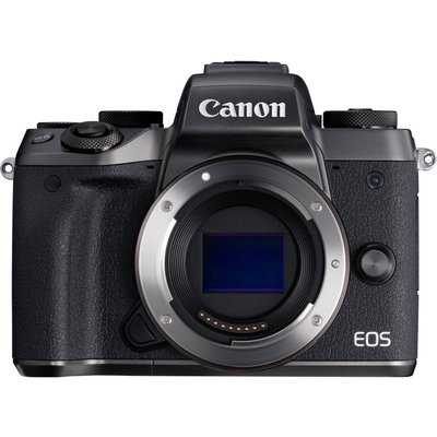 Canon EOS M5 Body Only Mirrorless Digital Camera - Black
