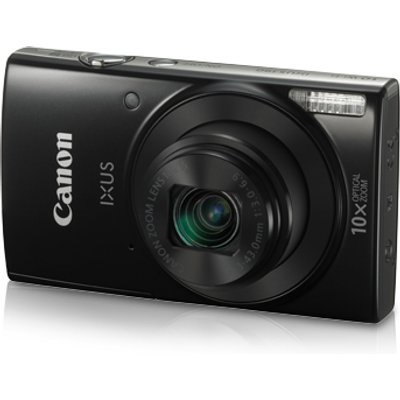 Canon IXUS 190 Digital Cameras - Black