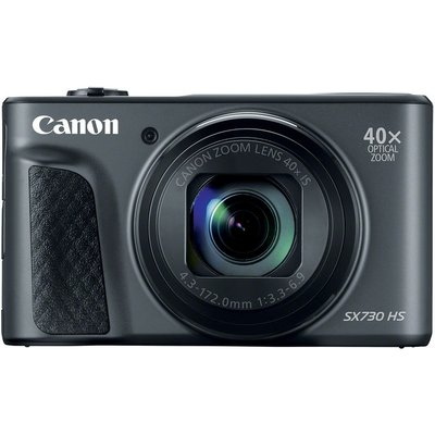 Canon Powershot SX730 HS Digital Cameras - Black