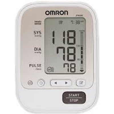 OMRON JPN600 Automatic Blood Pressure Monitor