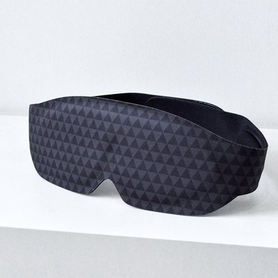 Sleepace Graphene Heating Eye Mask - Black