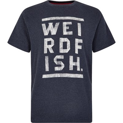 Weird Fish Mens Taped T-Shirt