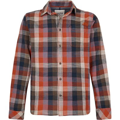 Weird Fish Mens Renato Check Shirt