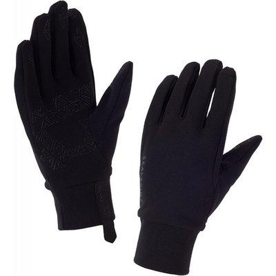 SealSkinz Mens Stretch Fleece Nano Gloves
