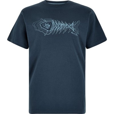 Weird Fish Mens Scribble T-Shirt