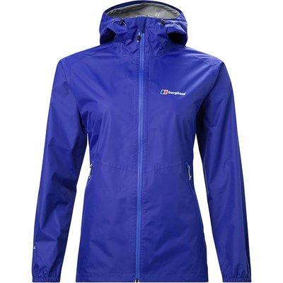 Berghaus Womens Deluge Light Waterproof Jacket