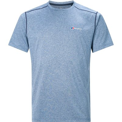 Berghaus Mens Explorer Tech Short Sleeve T-Shirt