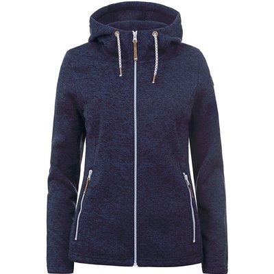Icepeak Womens Agen Full Zip Hooded Fleece