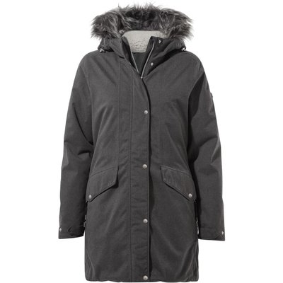 Craghoppers Womens Rochers Waterproof Insulated Jacket