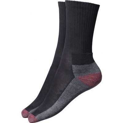 Dickies Mens Cushion Crew Socks (5 Pack)