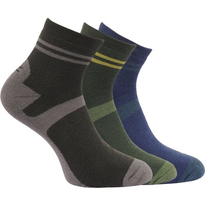 Regatta Mens Active Lifestyle Socks (3 Pack)