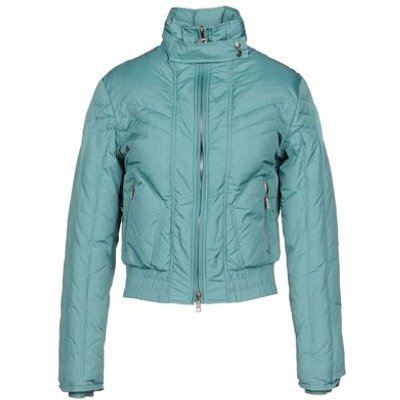 GUESS COATS & JACKETS Down jackets Women on YOOX.COM