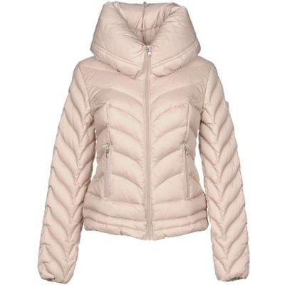 GUESS COATS & JACKETS Down jackets Women on YOOX.COM