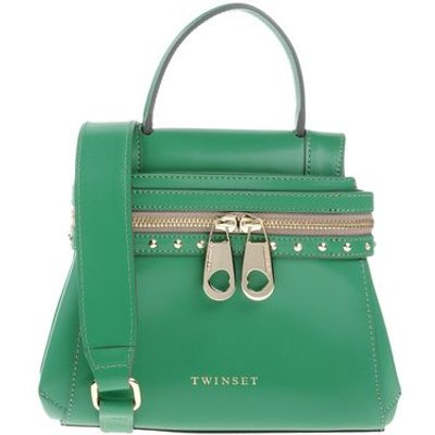 TWIN-SET Simona Barbieri BAGS Handbags Women on YOOX.COM, Green
