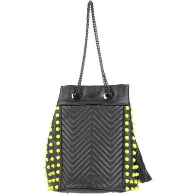 CHIARA P BAGS Handbags Women on YOOX.COM, Black