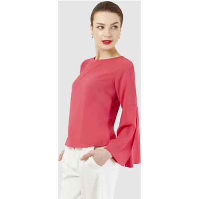 Closet Volant Sleeve Blouse