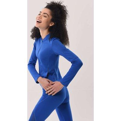 Closet London Blue Zip Up Jacket