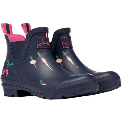 Joules Womens Short Height Printed Wellibobs AW21