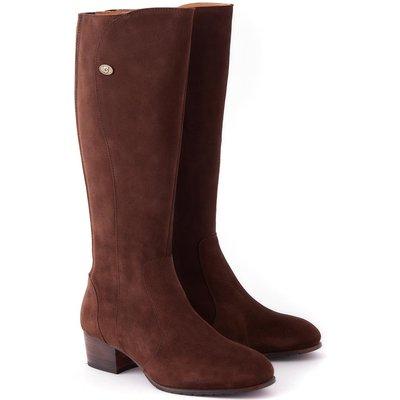 Dubarry Womens Downpatrick Boots Cigar