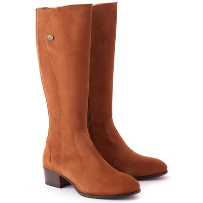 Dubarry Womens Downpatrick Boots Camel