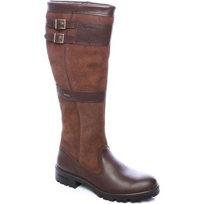 Dubarry Womens Longford Boots Walnut
