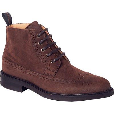 Dubarry Mens Down Boots Walnut