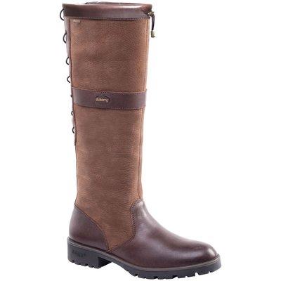 Dubarry Womens Glanmire Boots Walnut