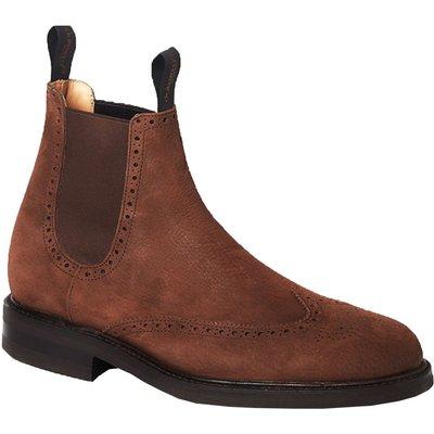Dubarry Mens Fermanagh Boots Walnut