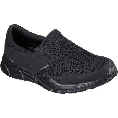 Skechers Mens Equalizer.0 Persisting Shoes Black