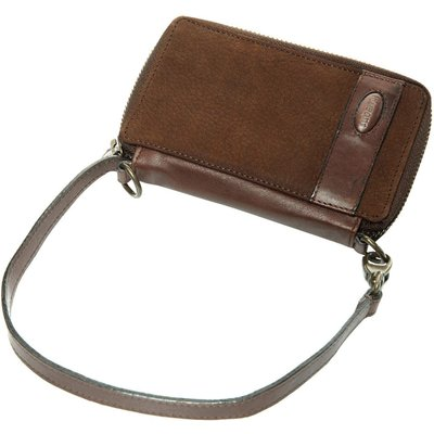 Dubarry Emyvale Wallet With Phone Holder Walnut