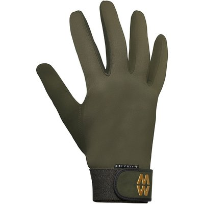 MacWet Climatec Long Cuff Sports Gloves Black 7.5