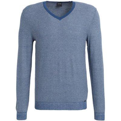 Olymp Pullover blau