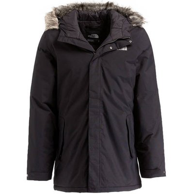 The North Face Parka Zaneck schwarz