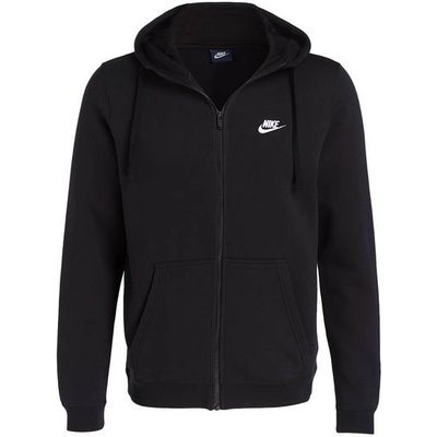 NIKE Nike Hoodie Tech Fleece Club schwarz