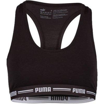 PUMA Puma Bustier schwarz