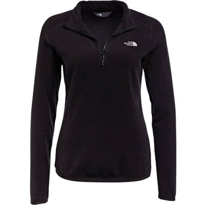 The North Face Fleecepullover Glacier schwarz