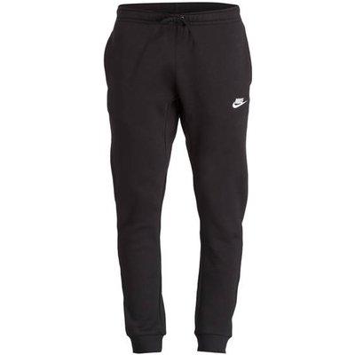 NIKE Nike Sweatpants Jogger Fleece schwarz