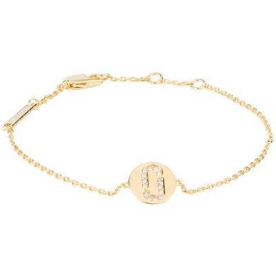 MARC JACOBS Marc Jacobs Armband Double J gold