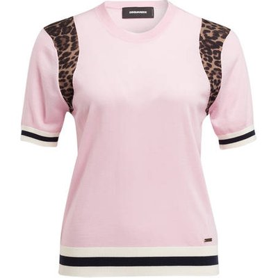 DSQUARED2 dsquared2 Pullover rosa