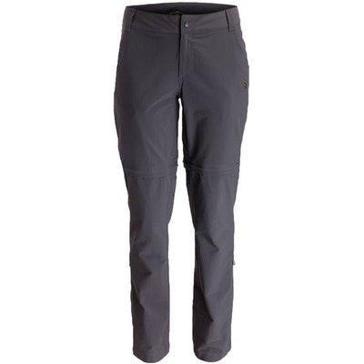 The North Face Zip-Off-Hose Exploration Convertible grau
