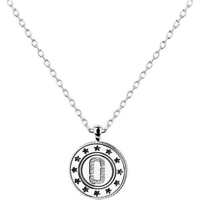 MARC JACOBS Marc Jacobs Kette Double Sided silber